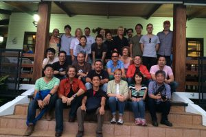 Costa Rica COE 2015 My friends !